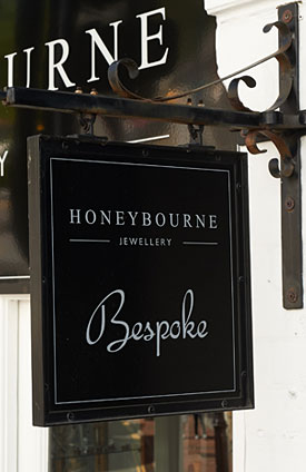 HONEYBOURNE JEWELLERY BESPOKE INFO