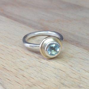 HJ_ARCHIVE_Aquamarine Pod Ring