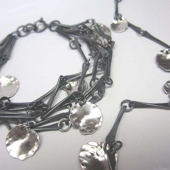 HJ_BESPOKE_Lily Pad Bracelet for Lily