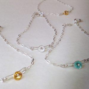 HJ_BESPOKE_Tiny Enamel Bracelet