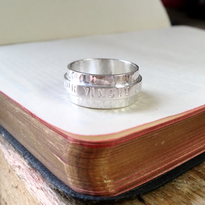 HBJ_BESPOKE_SILVER_RING_STAMPED_WITH_LATIN_MESSAGE
