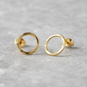HBJ_SHOP_HALO_STUDS_YELLOW_GOLD_MEDIUM